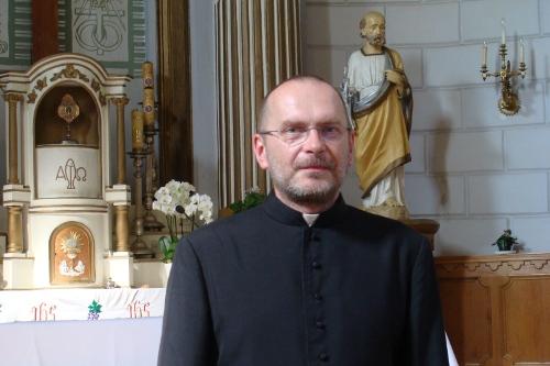 Z Argentyny do Jeruzala, ks. dr Adam Jakub Kwaśniak