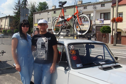 Zlot zabytkowych aut w Mszczonowie