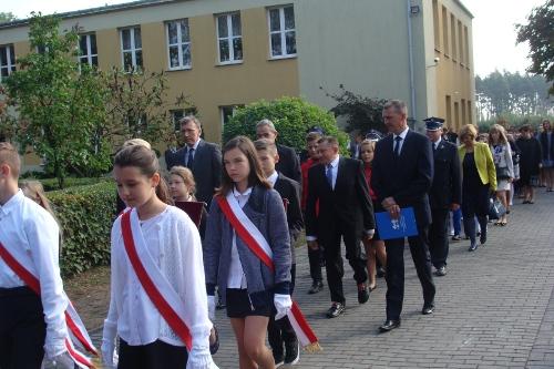 Major Józef Wiśniewski Patronem Szkoły Podstawowej w Lutkówce