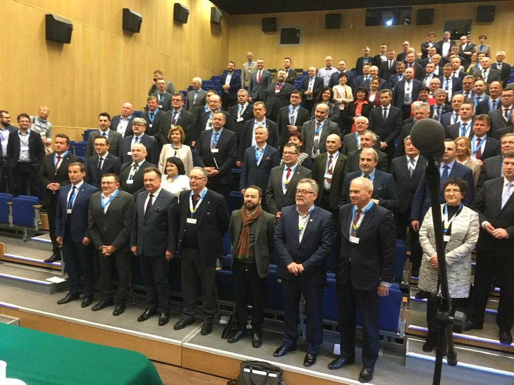 Konwent samorządowców o propozycjach zmian w Ordynacji Wyborczej