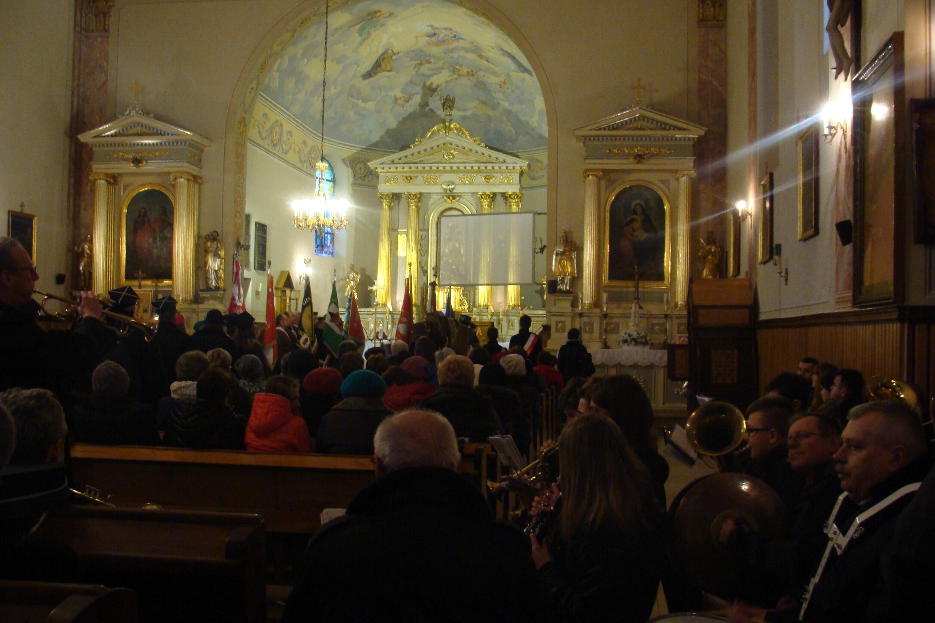 Uroczysta Msza Święta z okazji 640- lecia nadania Mszczonowowi praw miejskich