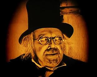 Gabinet doktora Caligari z muzyką na żywo