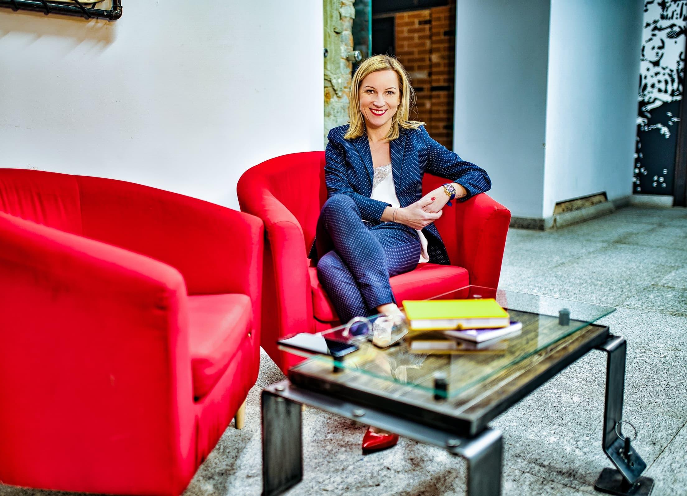 Agata Szymańska mówi o obostrzeniach w klubach fitness