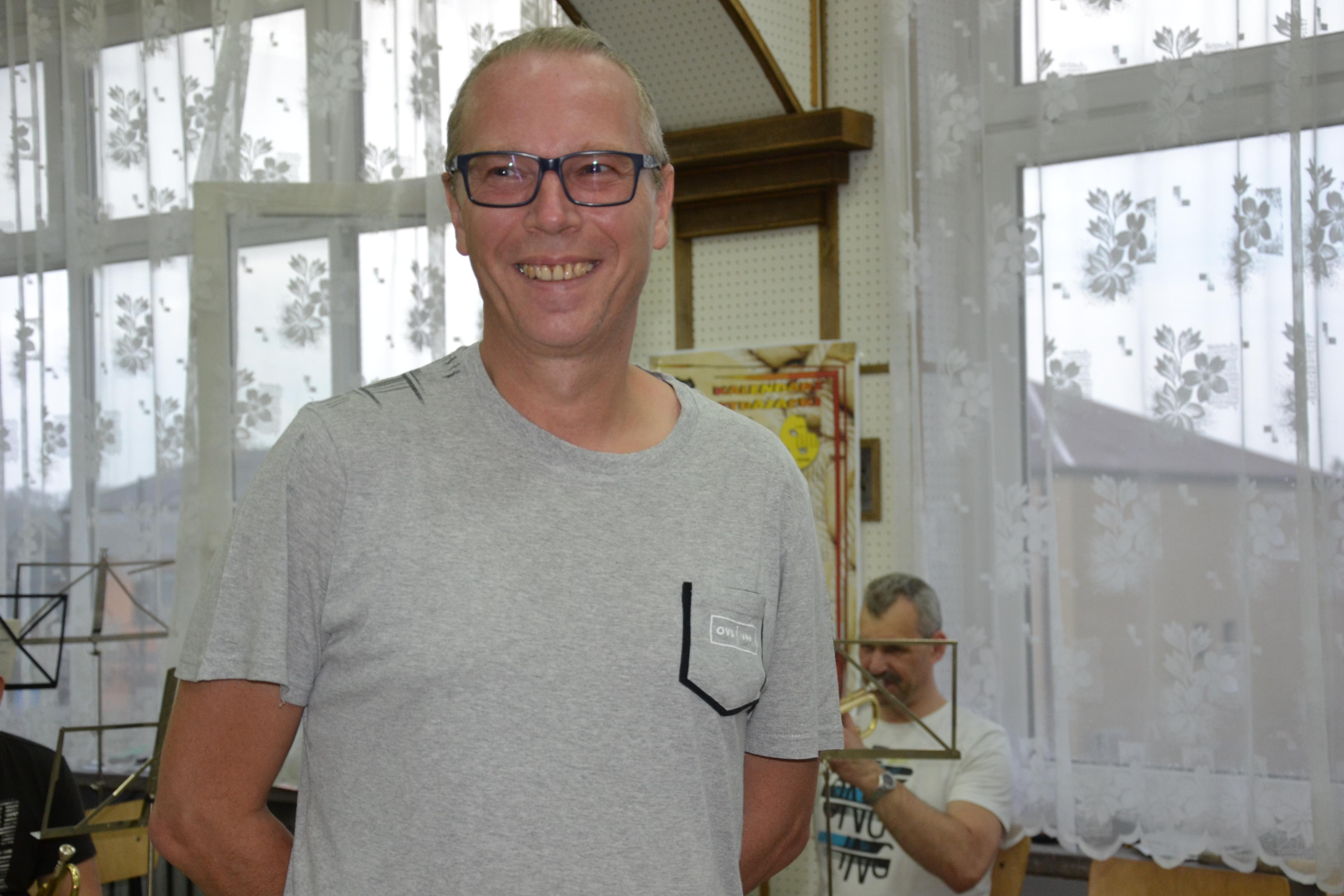 Jacek Zielonka Zasłużony dla Gminy Mszczonów