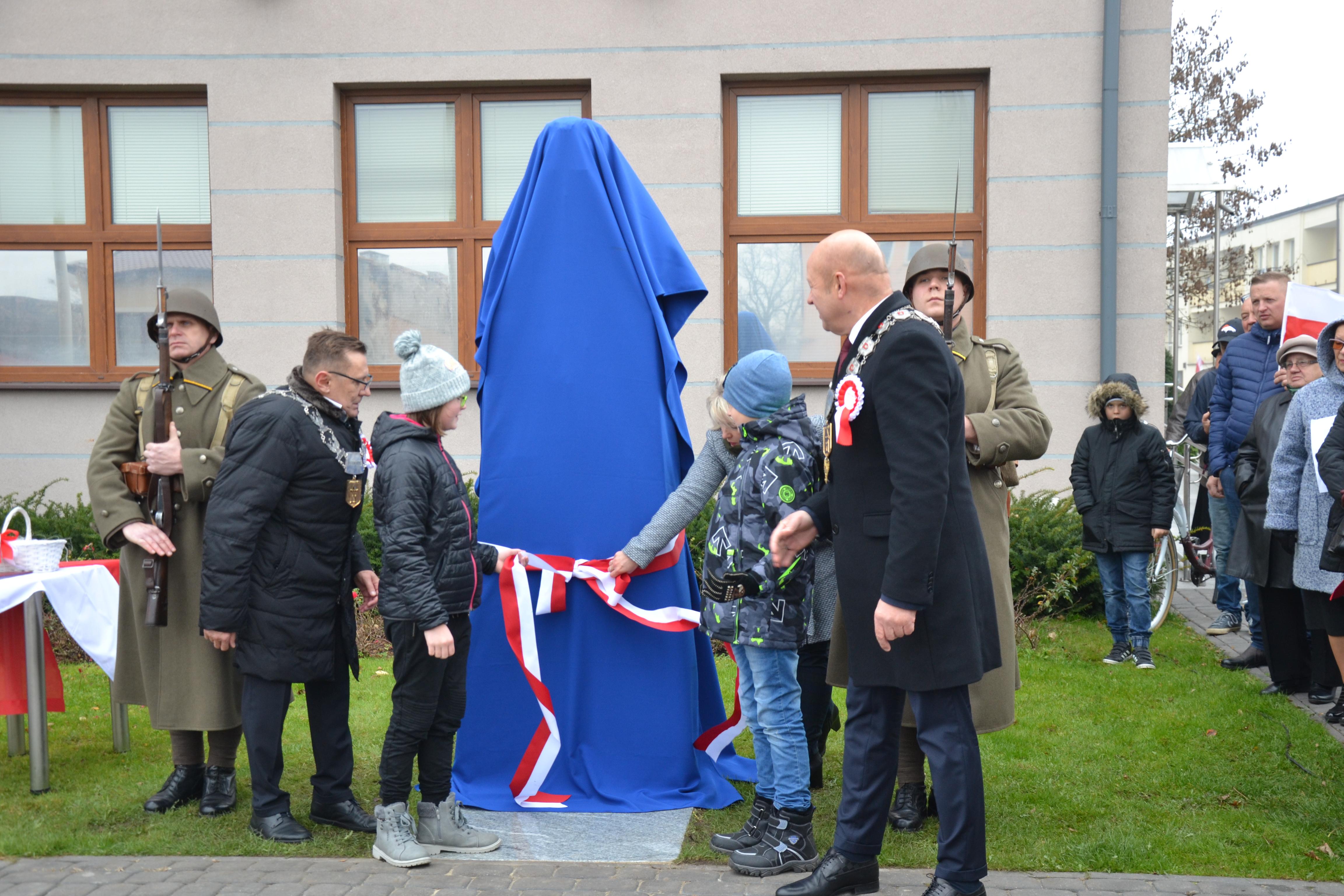 Mszczonowianie uczcili 100. rocznicę odzyskania przez Polskę niepodległości