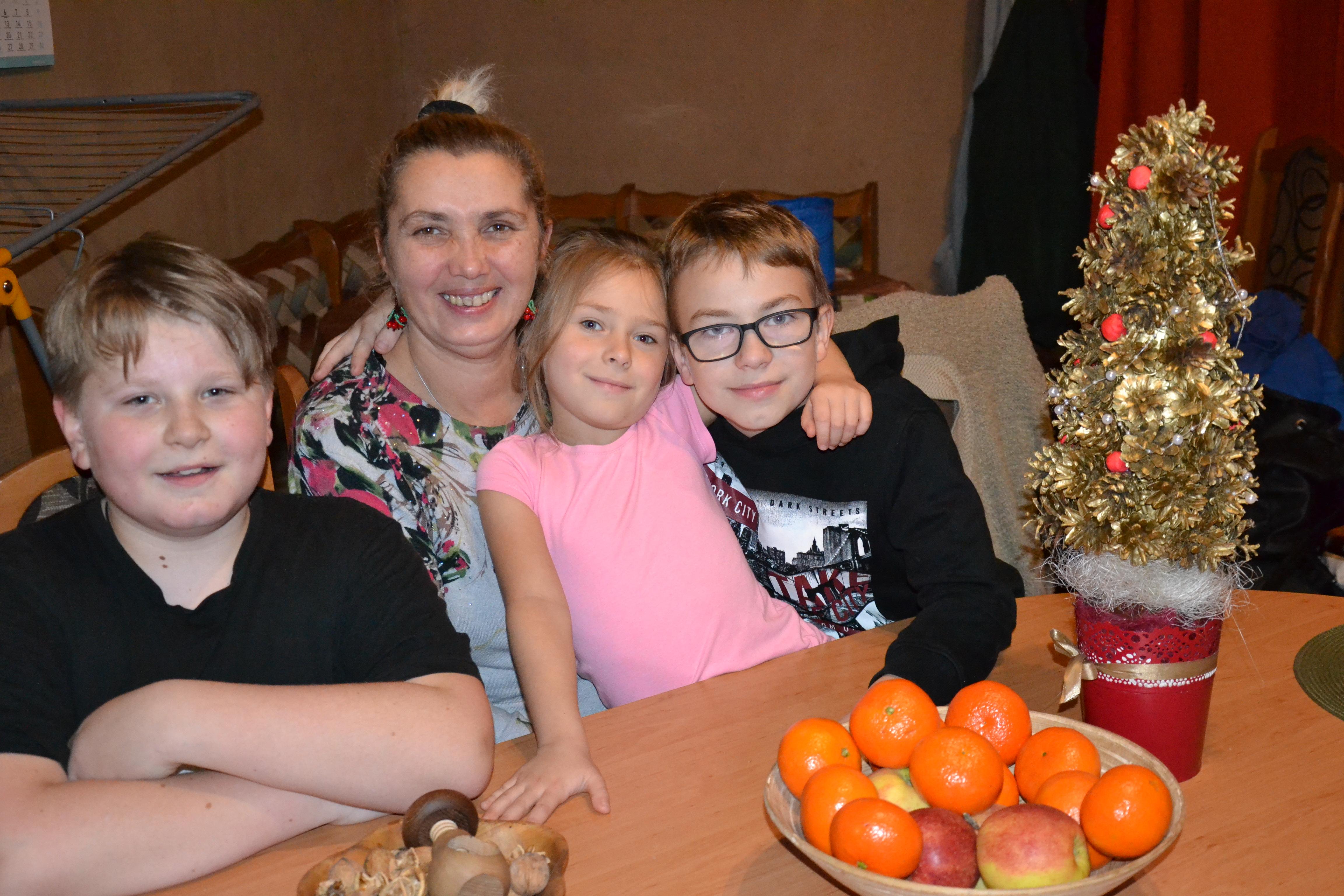 Święta w rodzinie zastępczej